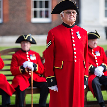 History of the Chelsea Pensioners