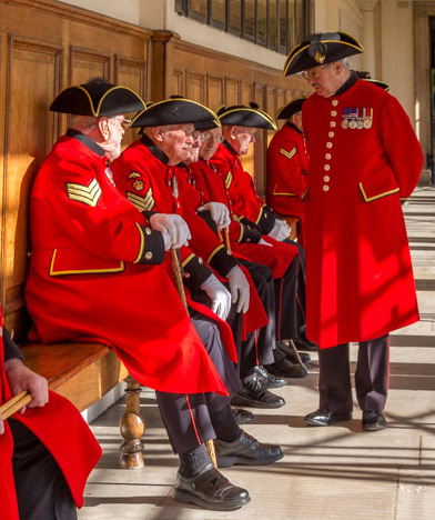 About the Royal Hospital Chelsea