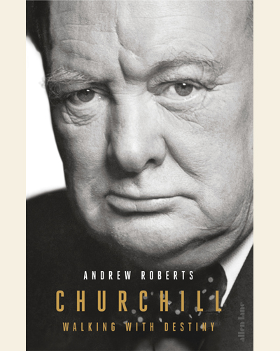 Andrew Roberts Churchill