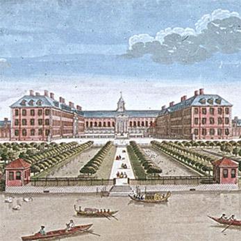 Foundation of the Royal Hospital