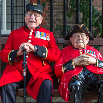 Become a Friend of Royal Hospital Chelsea