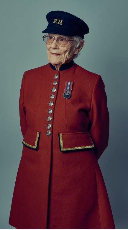 Pensioner Helen