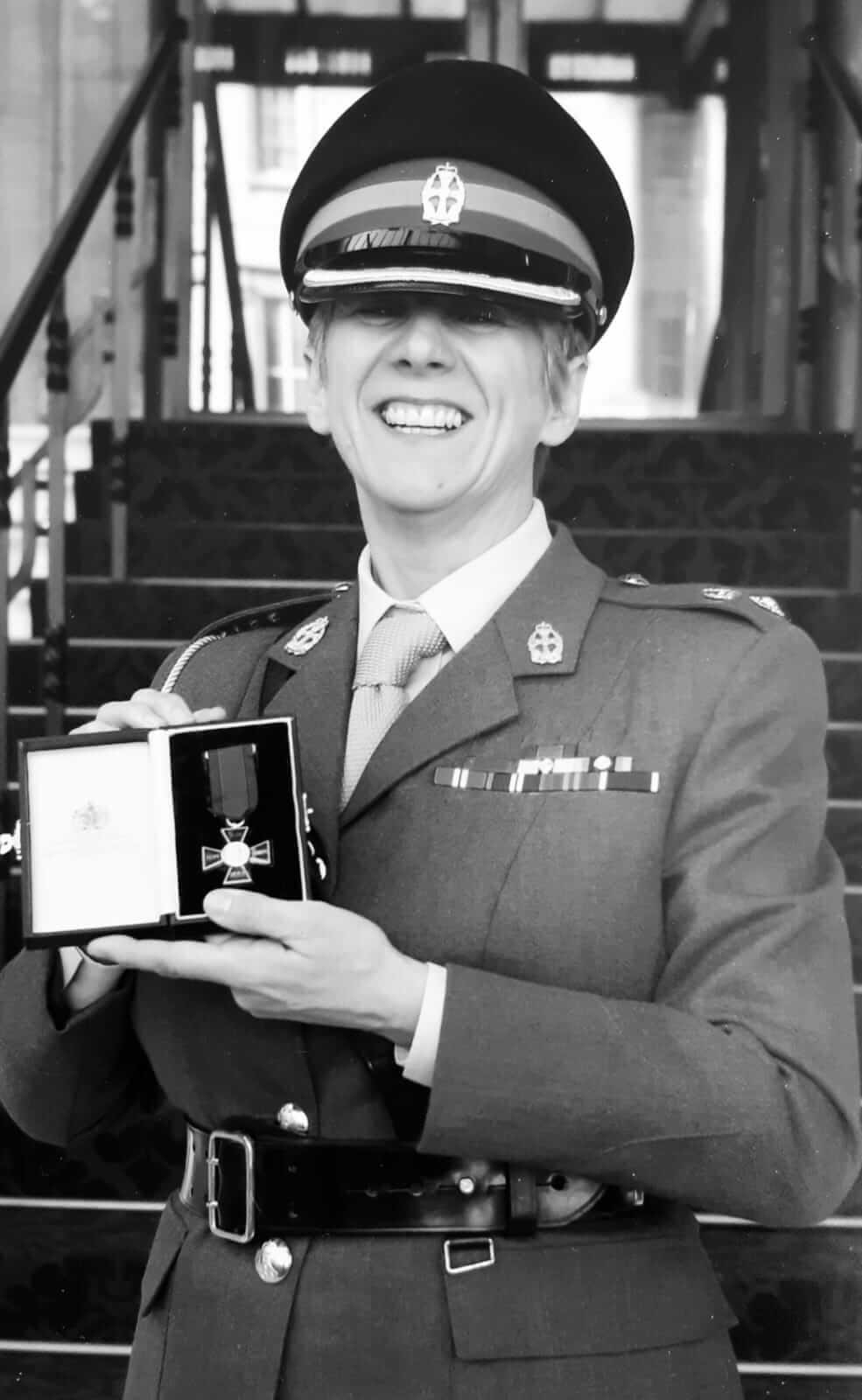 Jayne Cummings - Award