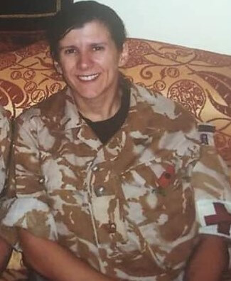 Jayne Cummings - Iraq 2008
