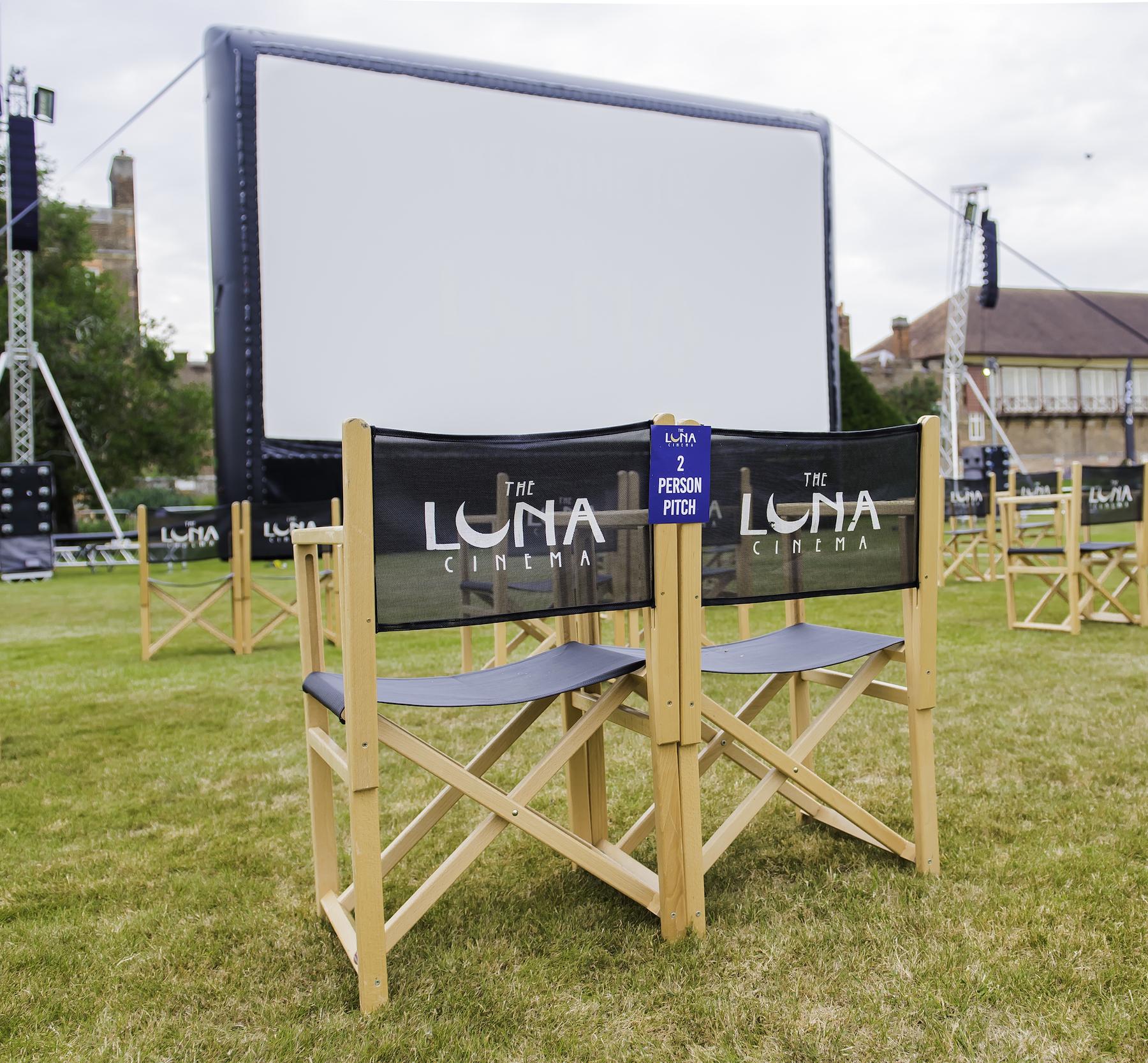 Luna Cinema at the Royal Hospital