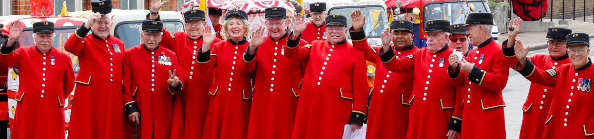 Meet the Chelsea Pensioners