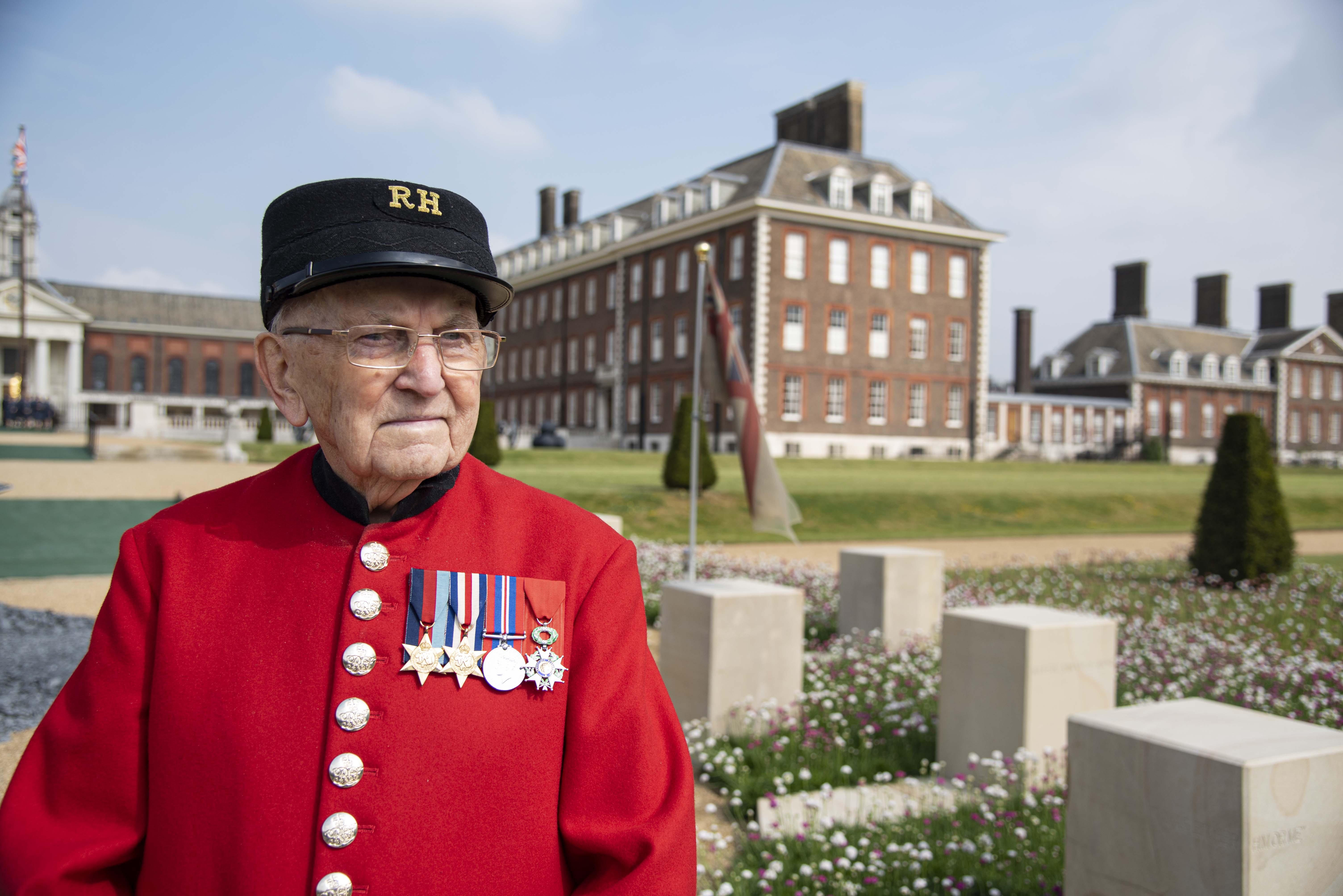 D-Day Veteran - Bill Fitzgerald