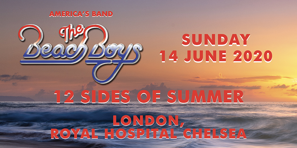 The Beach Boys Live at Royal Hospital Chelsea