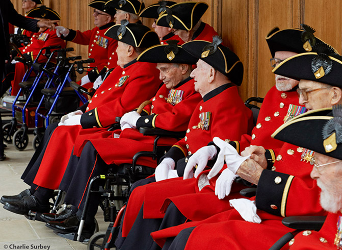 Donate to the Royal Hospital Chelsea
