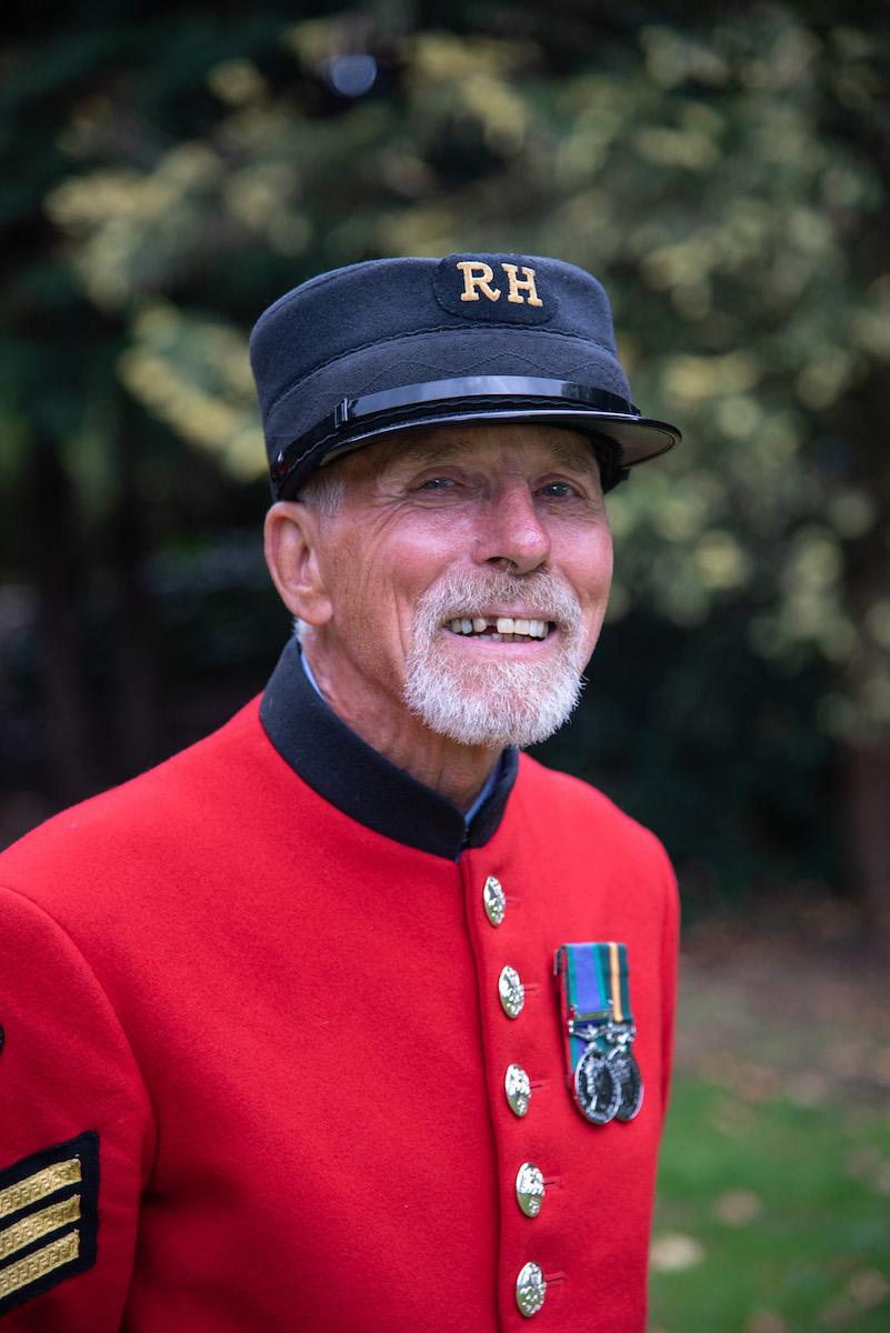 Alan Rutter Western Front Walk