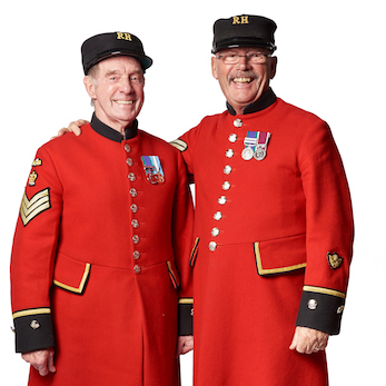 Become a Chelsea Pensioner