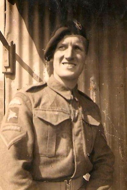 Bob Sullivan in 1943