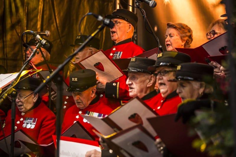 Chelsea Pensioners Choir
