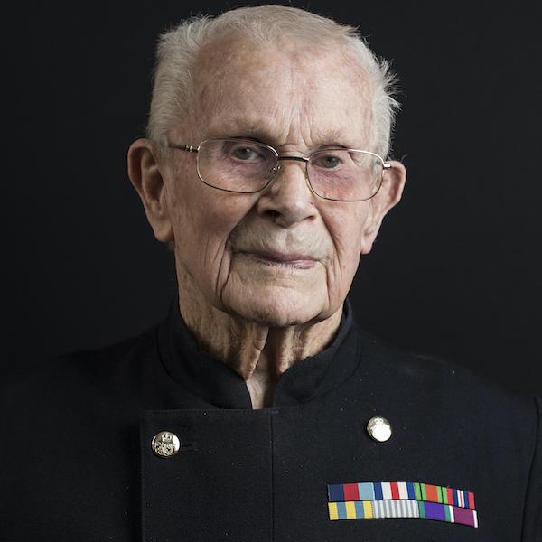 Arthur Bisson - Chelsea Pensioner