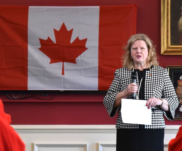 Canadian High Commissioner