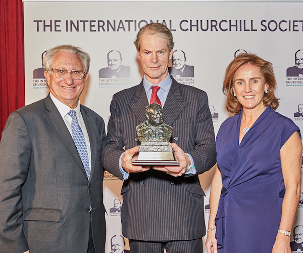 International Churchill Society Award