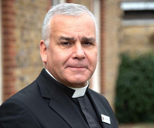 Reverend Steven Brookes
