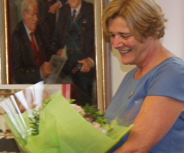 Goodbye to Matron Susan Williams