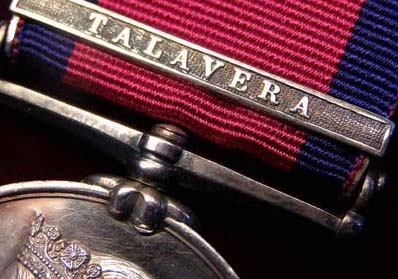 Military General Service Talavera Clasp