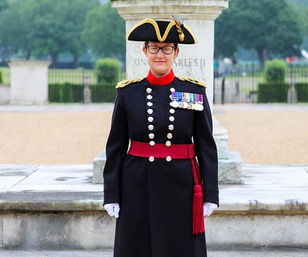 Tina Kilnan - Heritage Manager