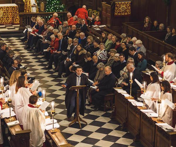 Wren Chapel Music
