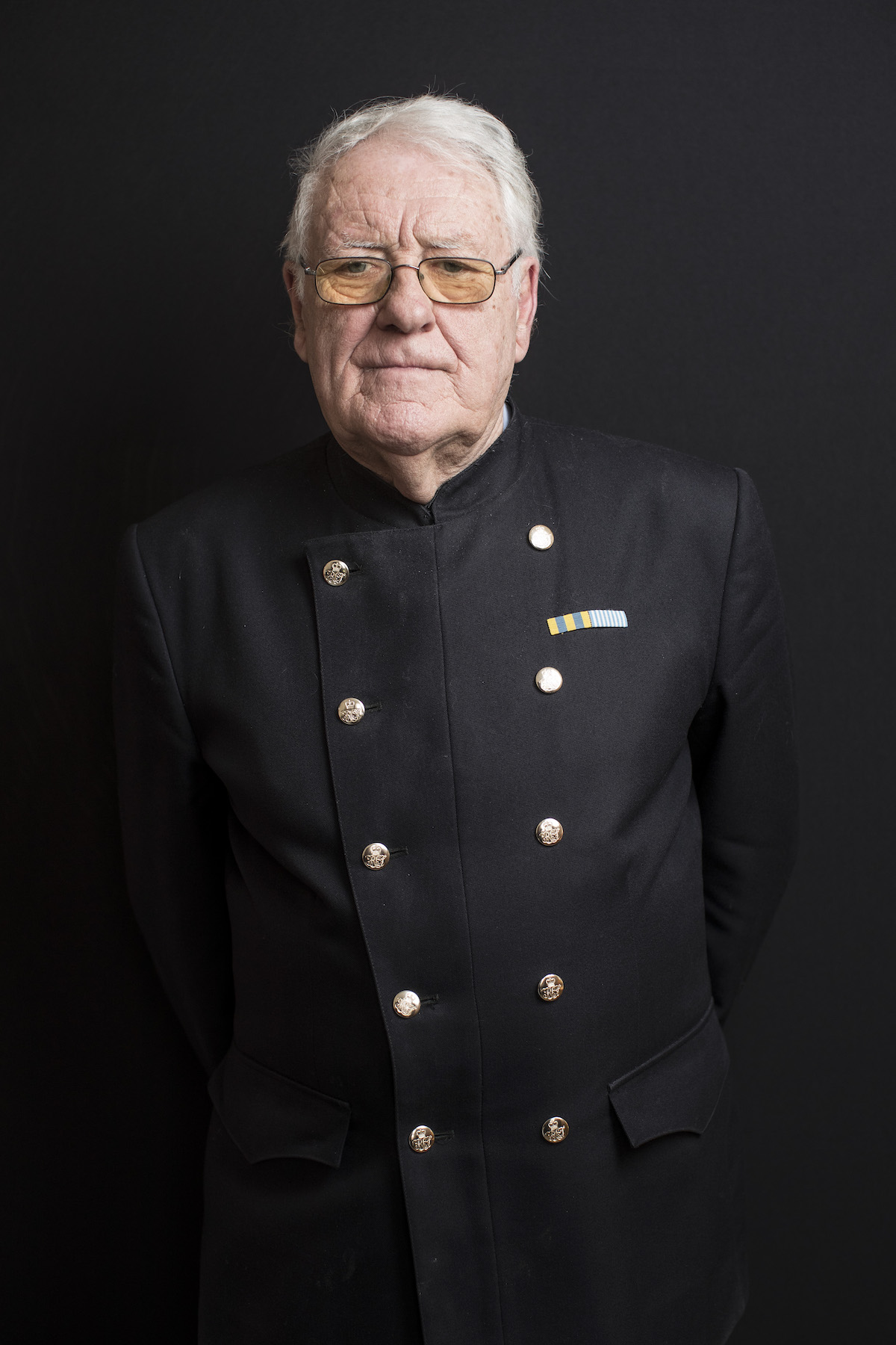Gerry Farmer - Chelsea Pensioner