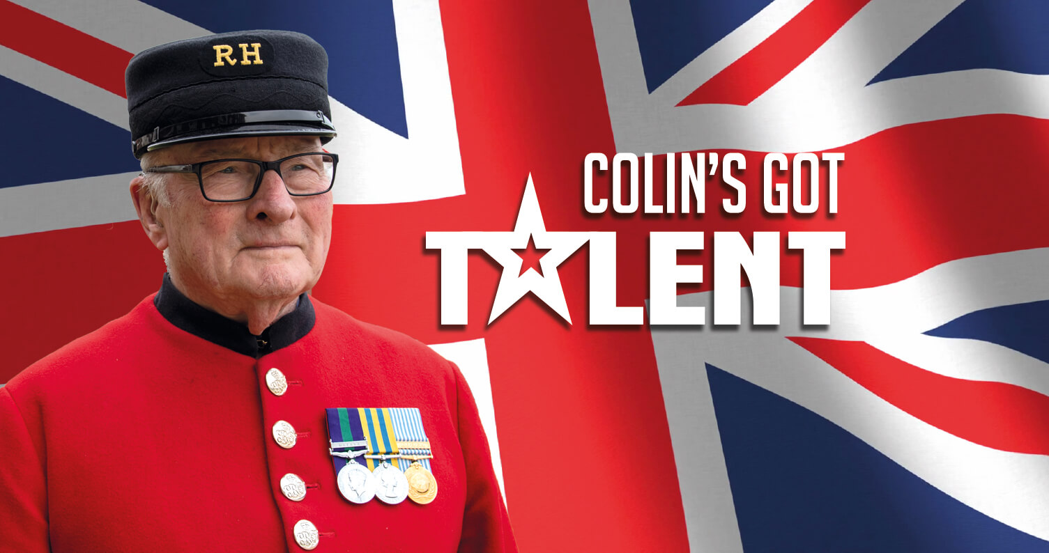 Colin's Got Talent