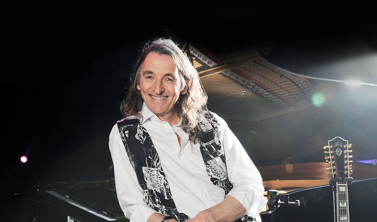 Rodger Hodgson - Supertramp Live at Royal Hospital Chelsea