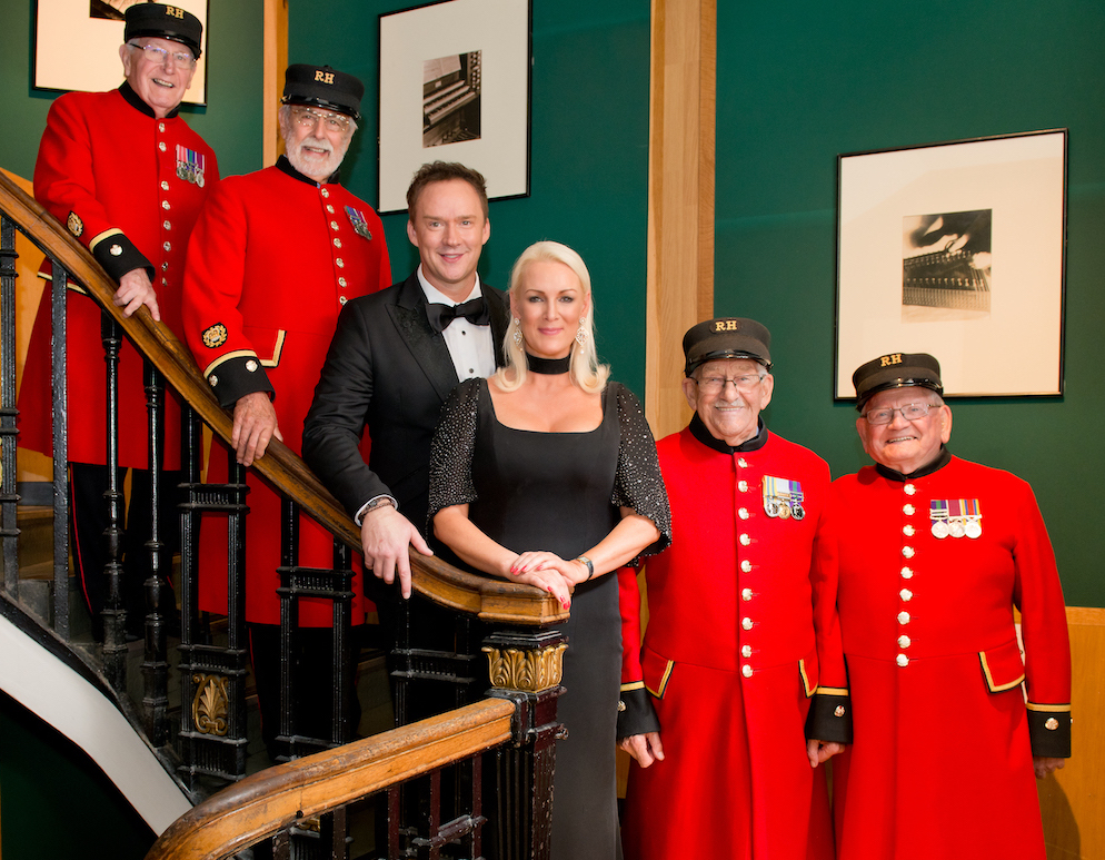 Home From Home - Exclusive Chelsea Pensioners Charity Single