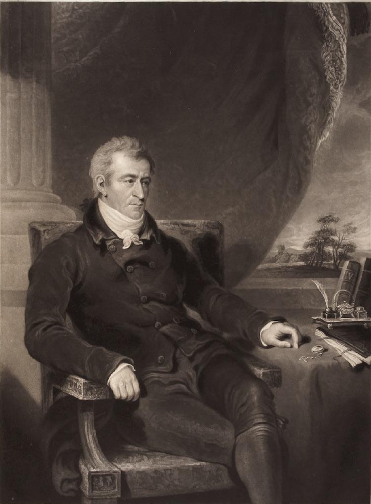 Surgeon Joseph Constantine Carpue