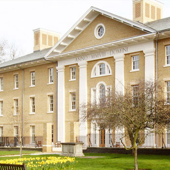 Margaret Thatcher Infirmary at the Royal Hospital Chelsea