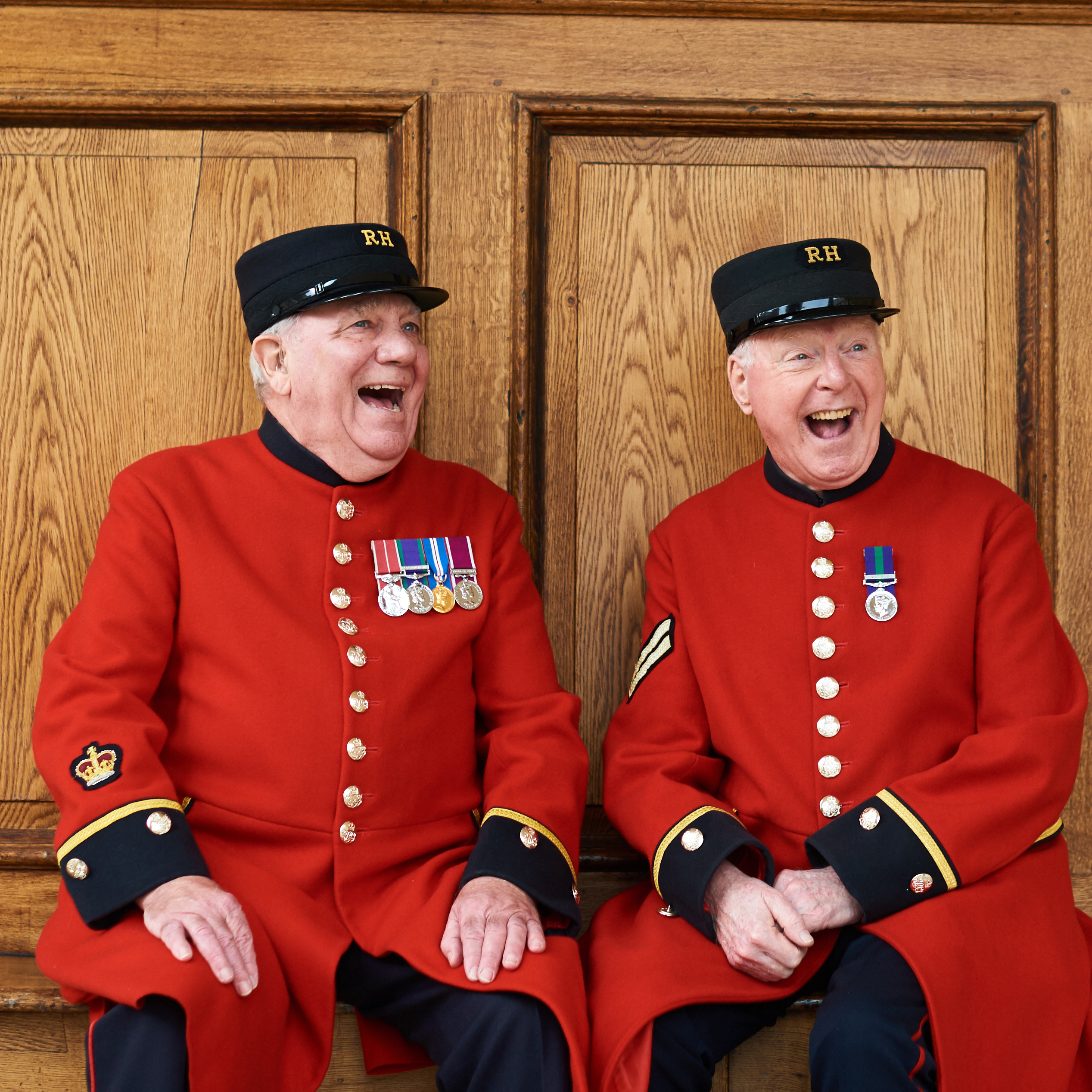 Ask a Chelsea Pensioner