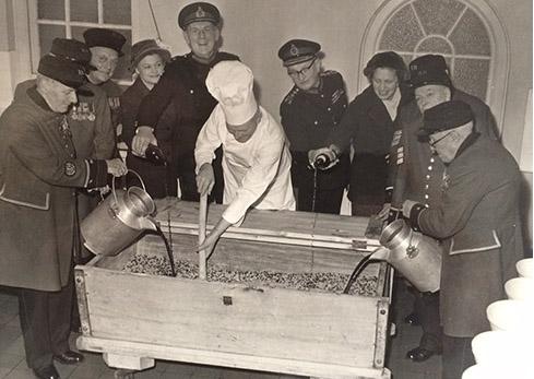 Christmas Pudding Tradition