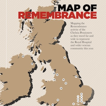 Remembrance Map