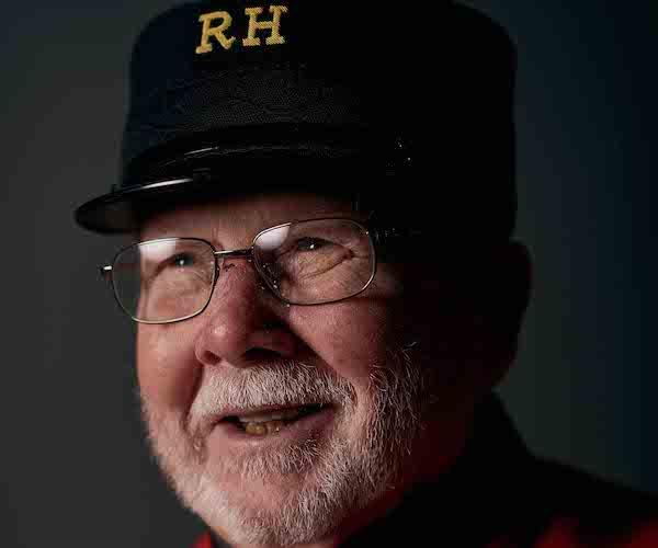 Roy Palmer - Chelsea Pensioner