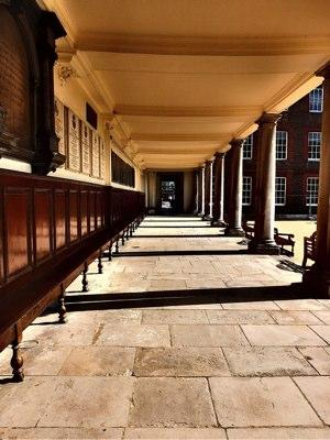 Figure Court - Royal Hospital Chelsea