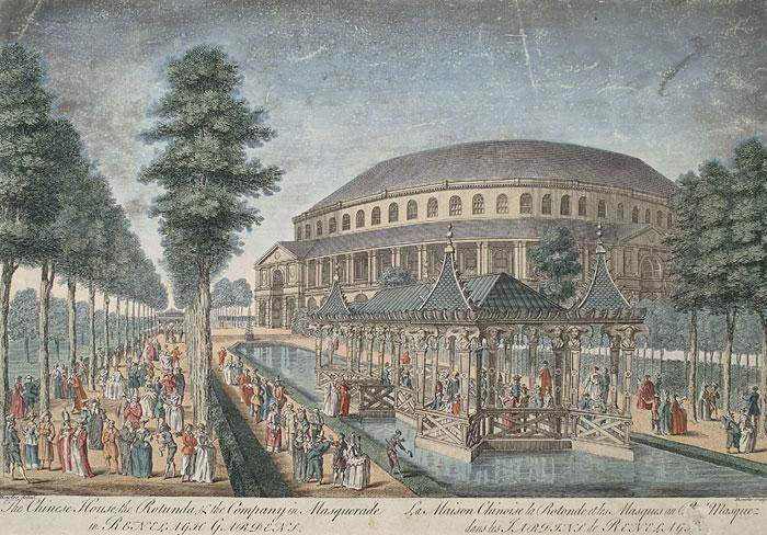 The Rotunda - Royal Hospital Chelsea