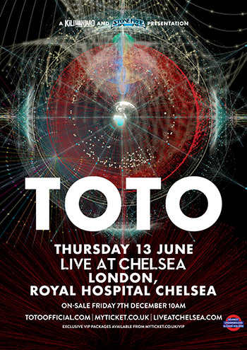 Live at Chelsea - Toto